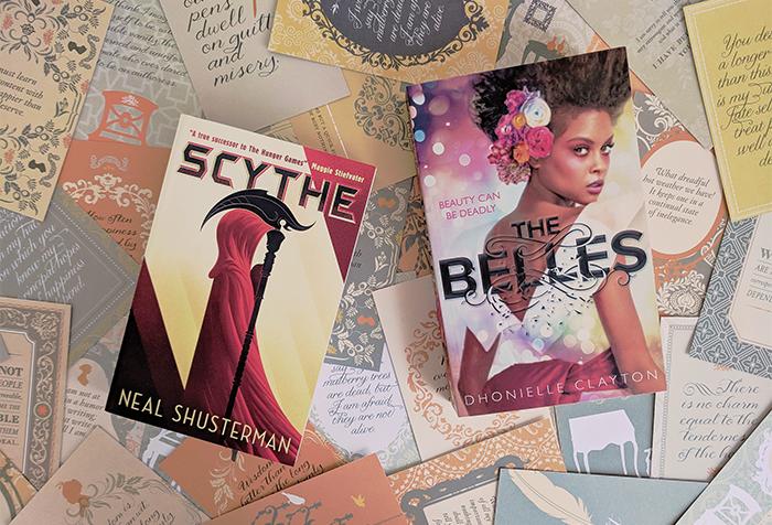 thebelles scythe